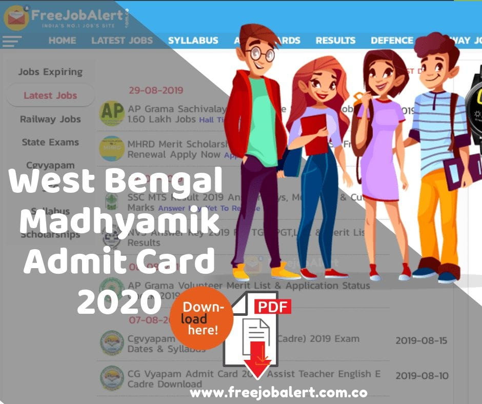 West Bengal Madhyamik Routine 2020, Madhyamik Pariksha 2020 Programme, madhyamik exam routine 2020 pdf, madhyamik routine 2020 pdf, WBBSE 10th Exam Time Table, WBBSE Madhyamik Routine 2020, Madhyamik Pariksha Routine 2020