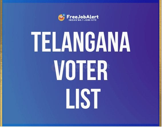 Telangana voter list with photo, voter list 2020 Telangana, voter id status Telangana, voter id download, voter id search by door number,